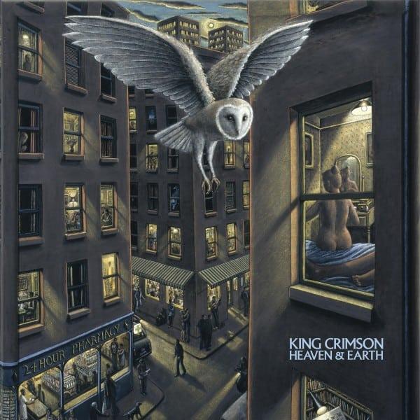 "Album ""Heaven & Earth"" de King Crimson"
