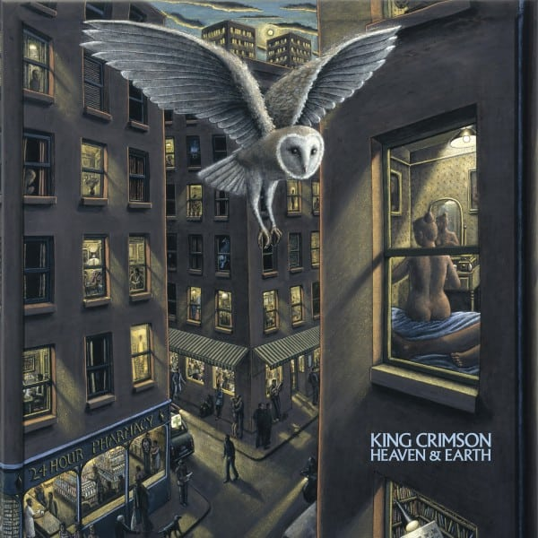 "Album ""Heaven & Earth"" de King Crimson"