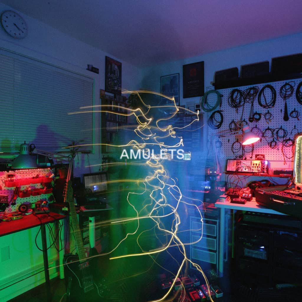 Amulets présetne son nouvel album