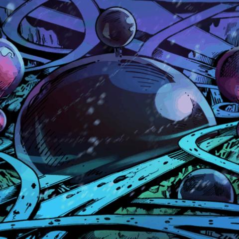 Le premier volume d'une BD raconte l'univers de Drexciya