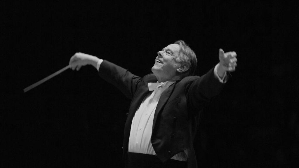 Mariss Jansons, chef d'orchestre