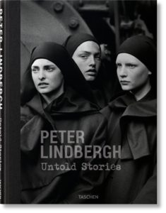 Untold Stories, l'ouvrage qui accompagne l'exposition éponyme de Peter Lindbergh