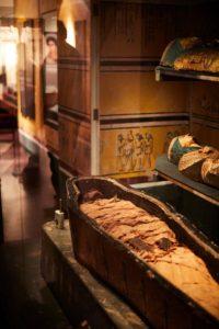 Nesyamun dans son cercueil