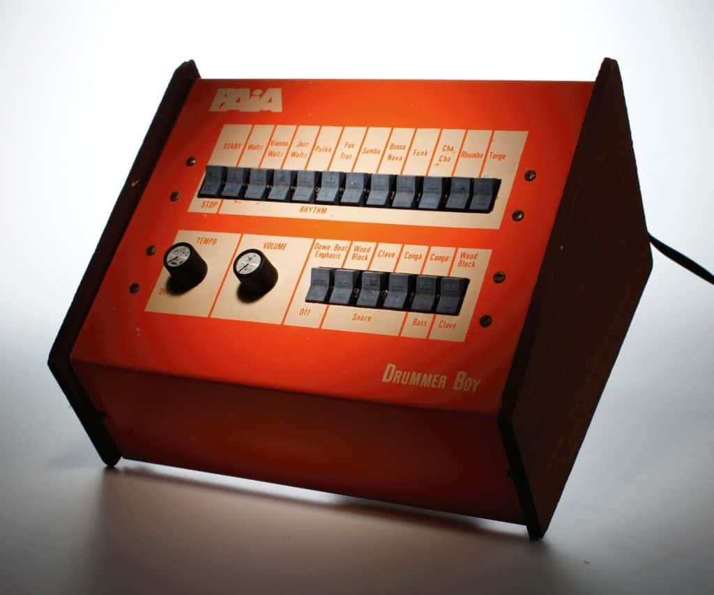 Beat Box : A Drum Machine Obsession