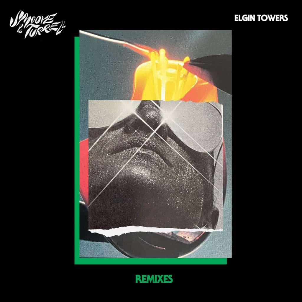 Pochette du disque Elgin Towers de Smoove & Turrell