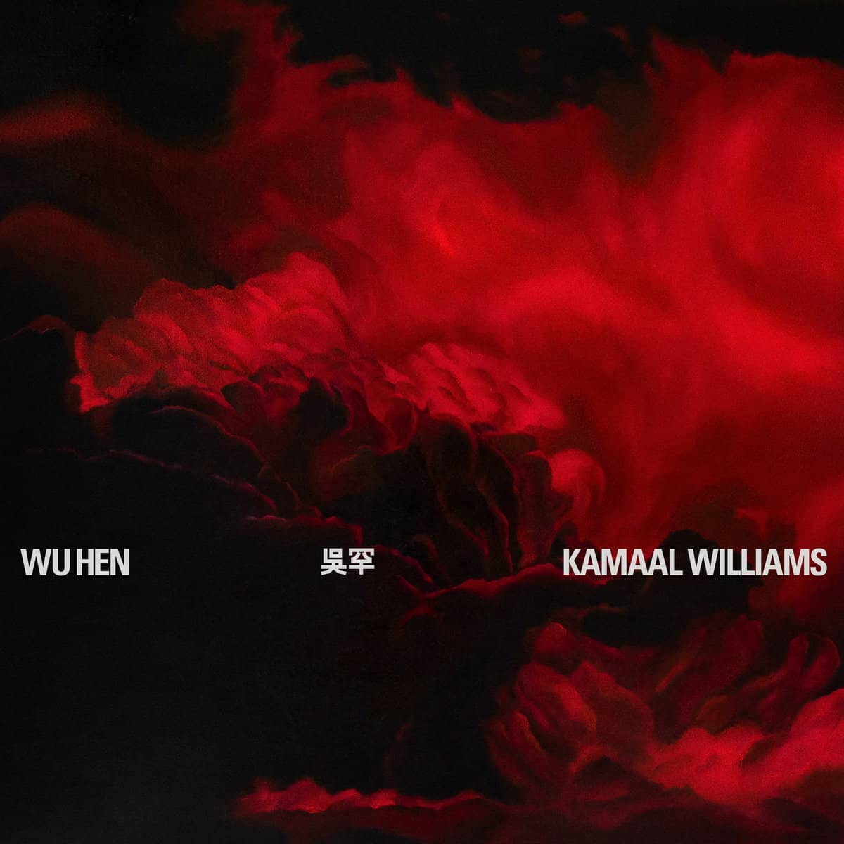 Artwork de l'album Wu Hen, de Kamaal Williams