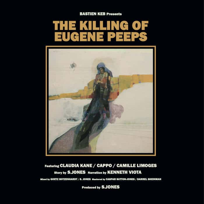 l'album The Killing of Eugene Peeps, de Bastien Keb