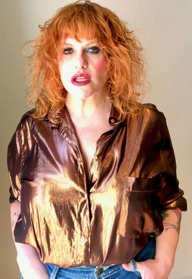 Portrait de Amy Douglas
