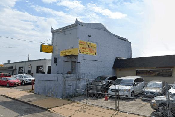 Le sex-shop Fantasy Island à Philadelphie
