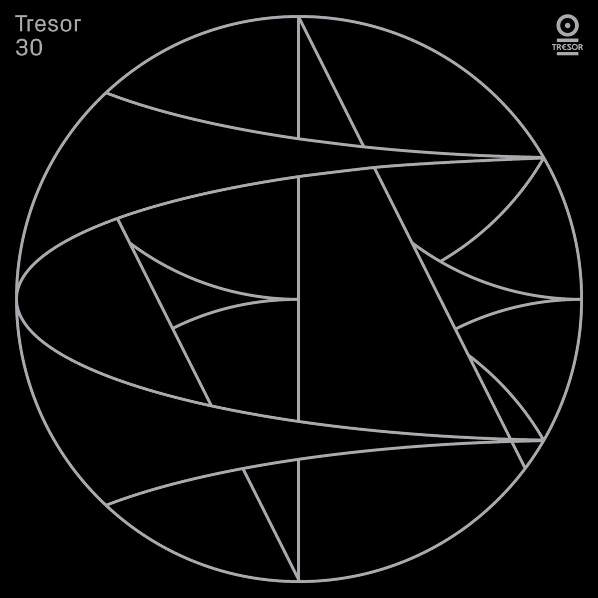 Artwork compilation TRESOR 30