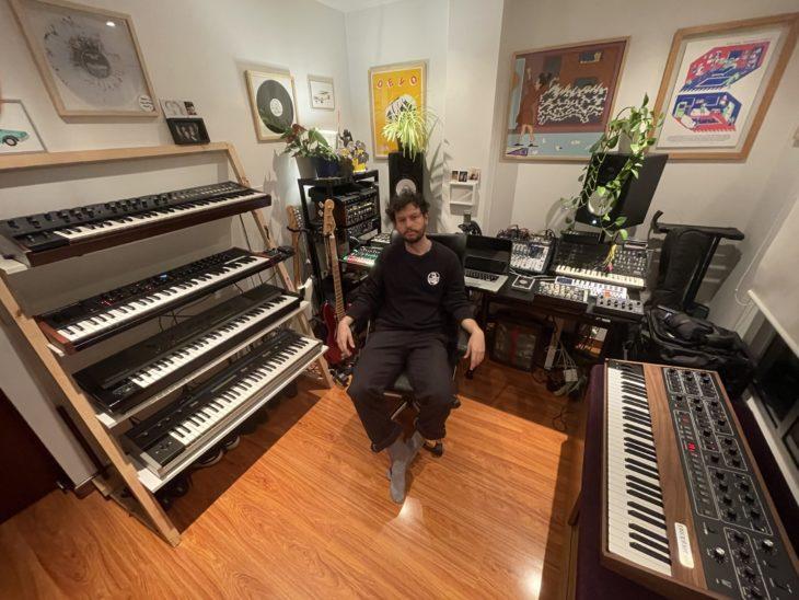 Felipe Gordon studio